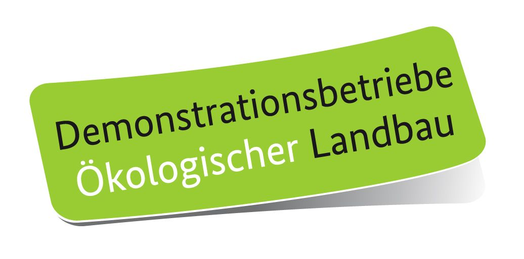Logo Demonstrationsbetriebe Ökolandbau